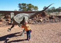 Explore Australian Dinosaur Trail with Your Kids
