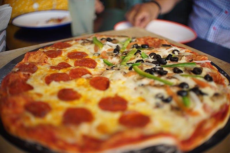 Pizzafahrt Amsterdam