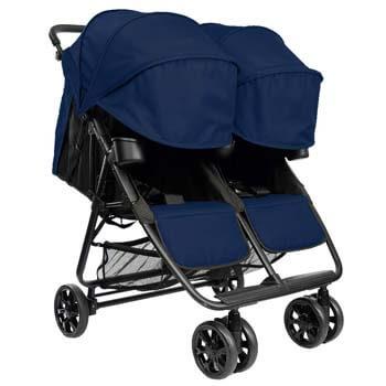 9. The Twin+ (Zoe XL2) - Best Double Stroller