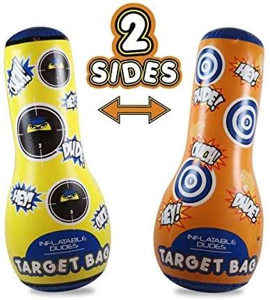 2. J & A's Inflatable Dudes Target Bag 120cm