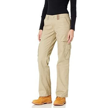 5. Dickies Women's Relaxed Cargo Pant