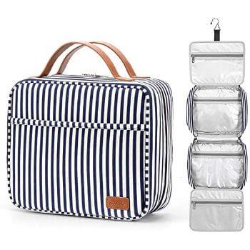 2. Bosidu Hanging Travel Toiletry Bag
