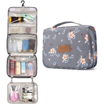 3. Vextrofort Toiletry Bag for Women