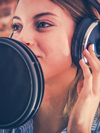 Producție audio