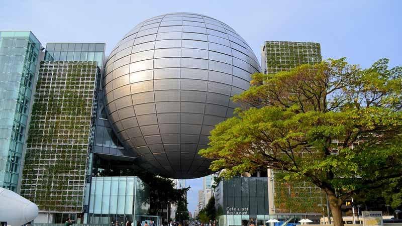 Nagoya Planetarium, Japan