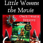 once i was a beehive dvd surrounded by christmas decorations