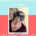 photo of Jeana Rushton jewelry designer for The Fox and Stone