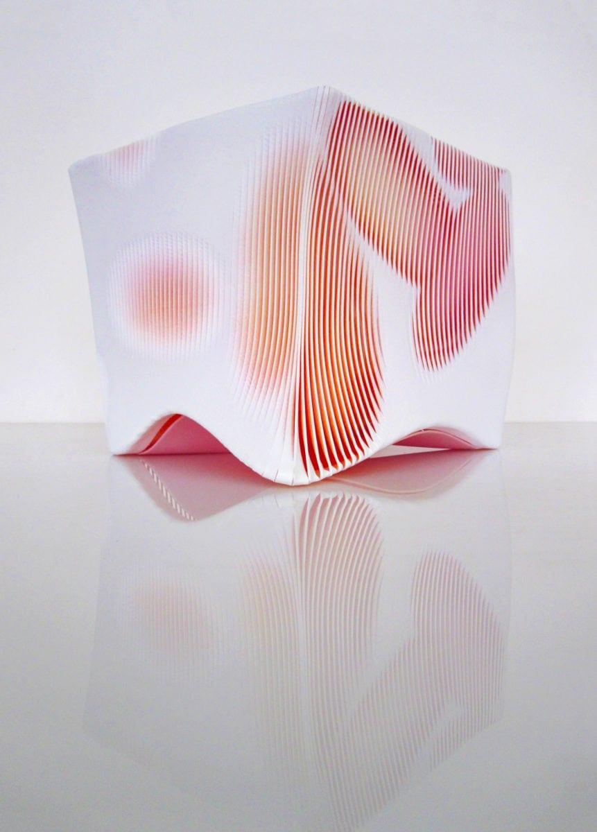 Maquette prototypes du Musée des Beaux Arts de Reims par XTU architectes