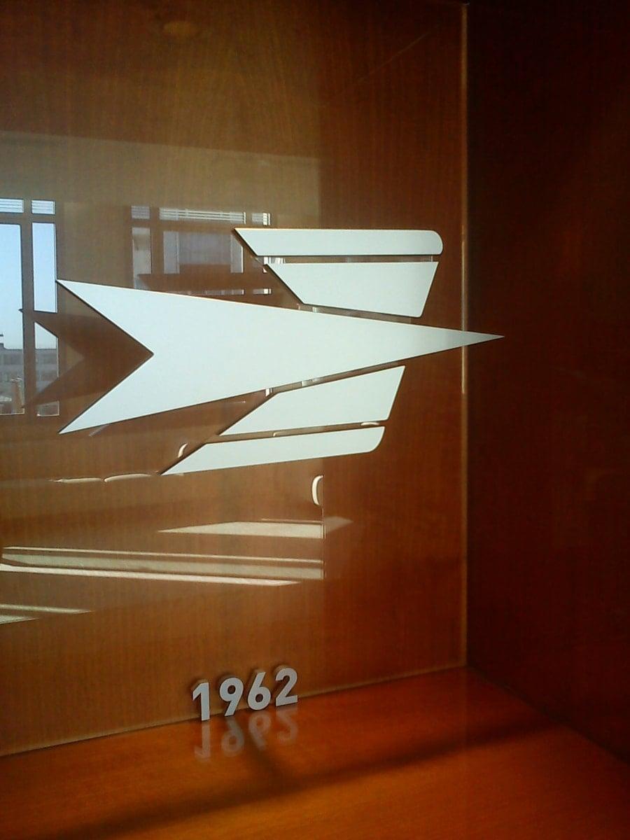 reproduction des logos de La Poste