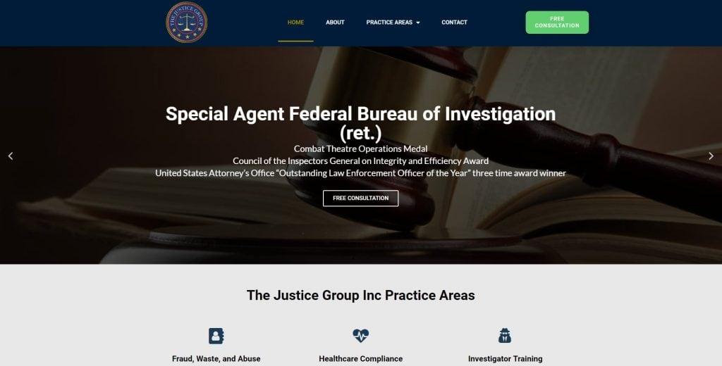 Justice-Group-Web-Design