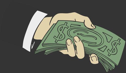 hand offering an sec whistleblower award