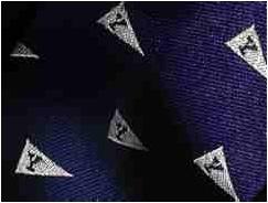 Yale Sailing Neck Tie