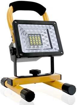 4: Hallomall [15W 24LED] Spotlights Work Lights Outdoor Camping Lights