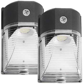 1: CINOTON LED Wall Pack Light, 26W 3000lm 5000K