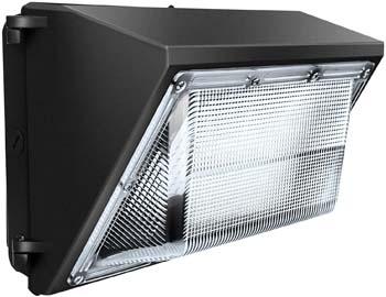 6: LEDMO 120W LED Wall Pack Light