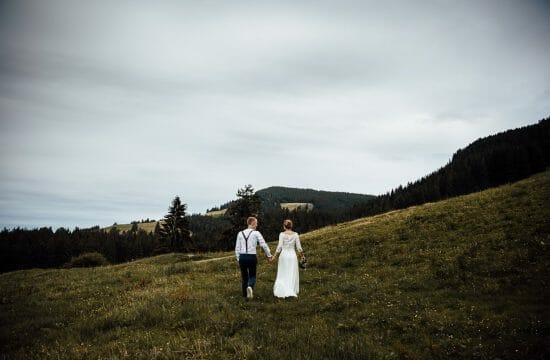 Hochzeit am Alpsee - Hochzeitsfotograf Ravensburg