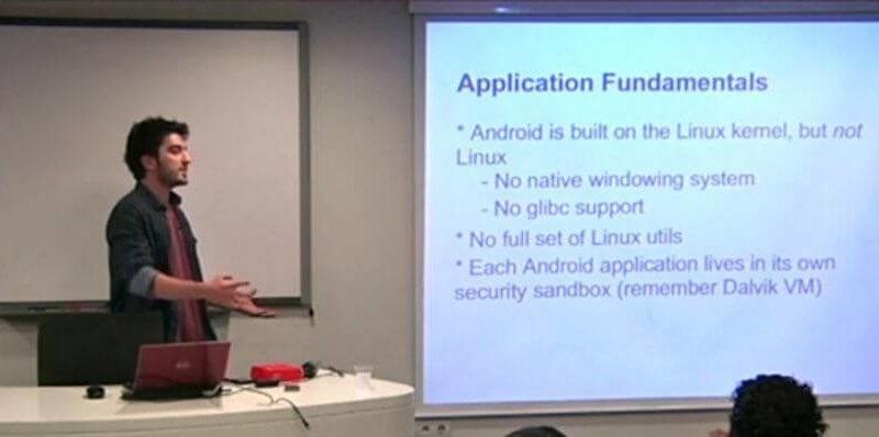 Android geliştiricileri gelecek vadediyor!
