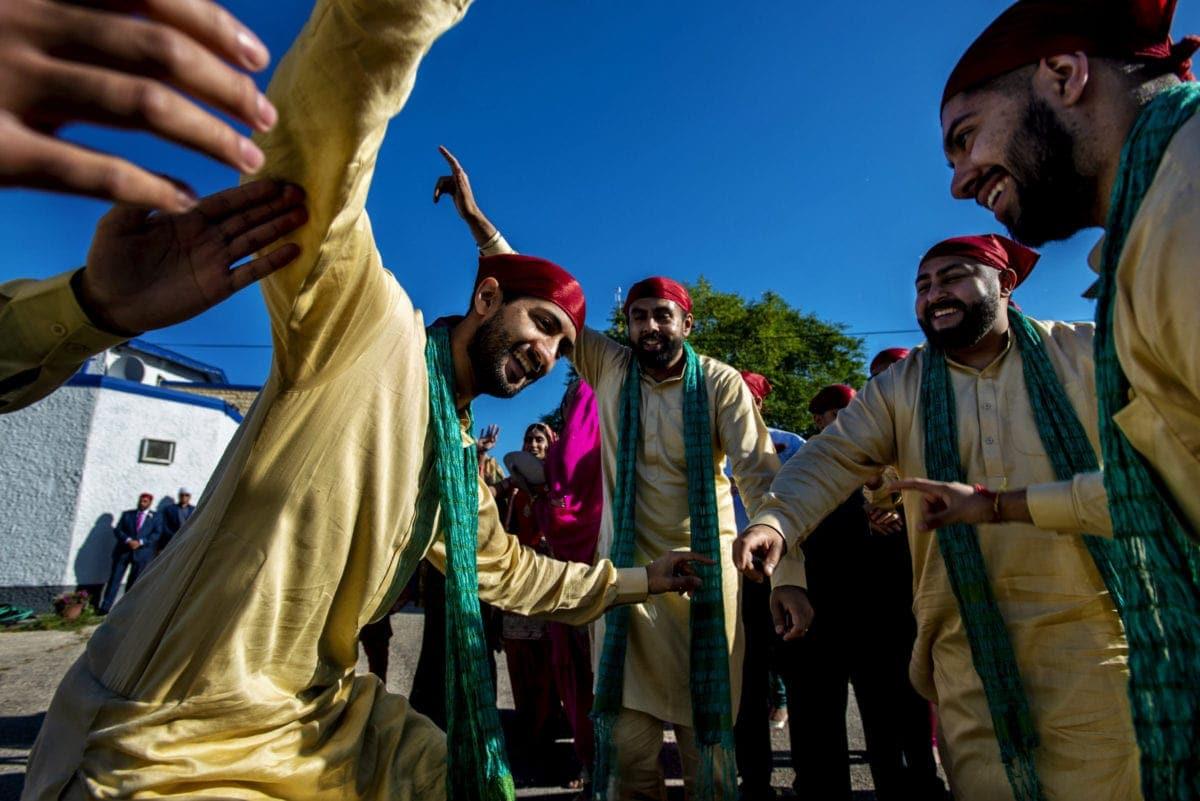 Indian Wedding Canada-23