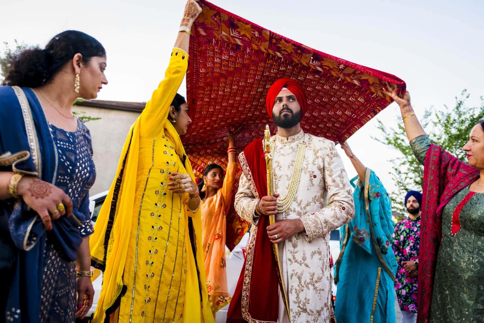 Indian Tent Wedding-117