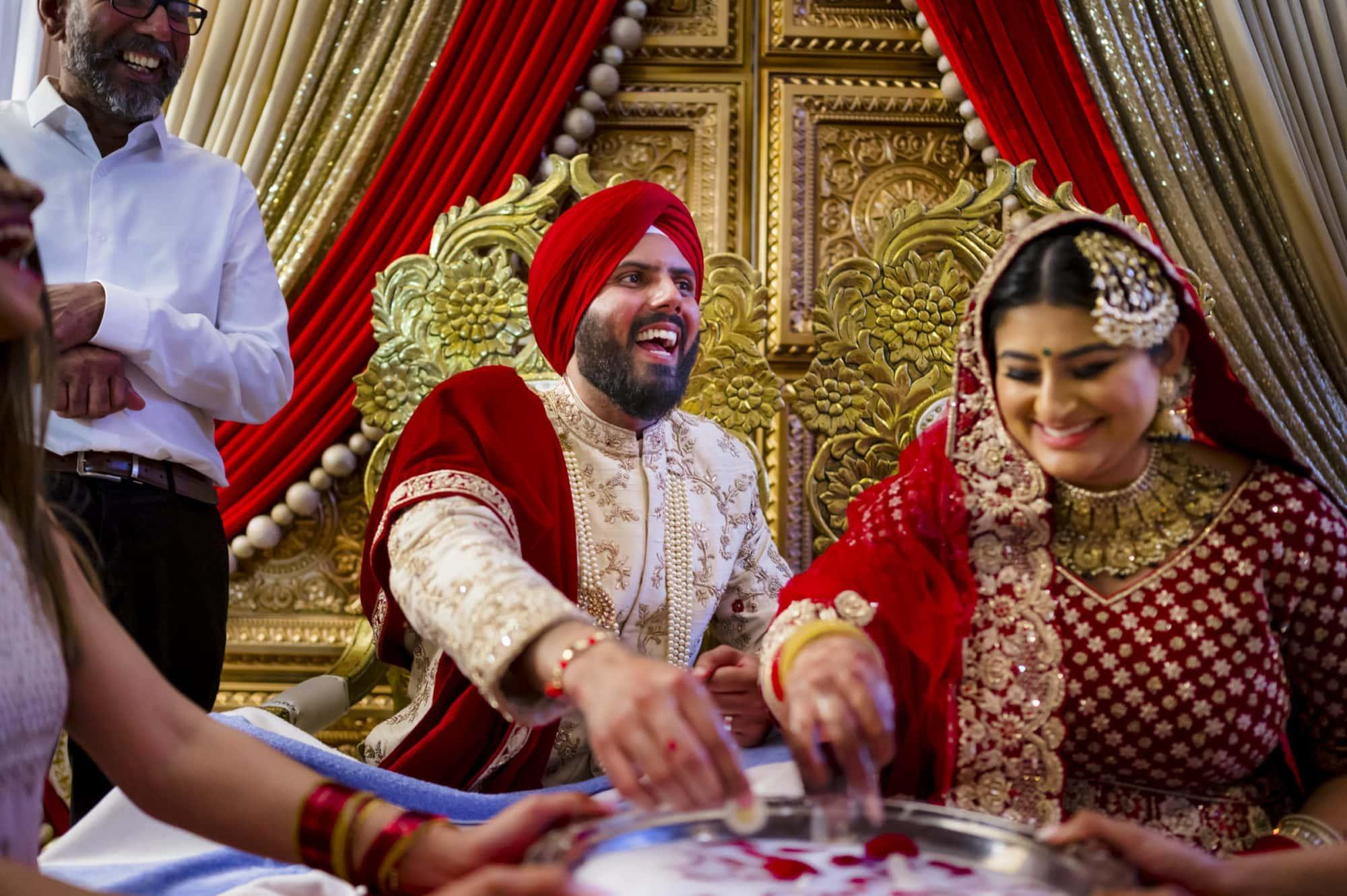 Indian Tent Wedding-125