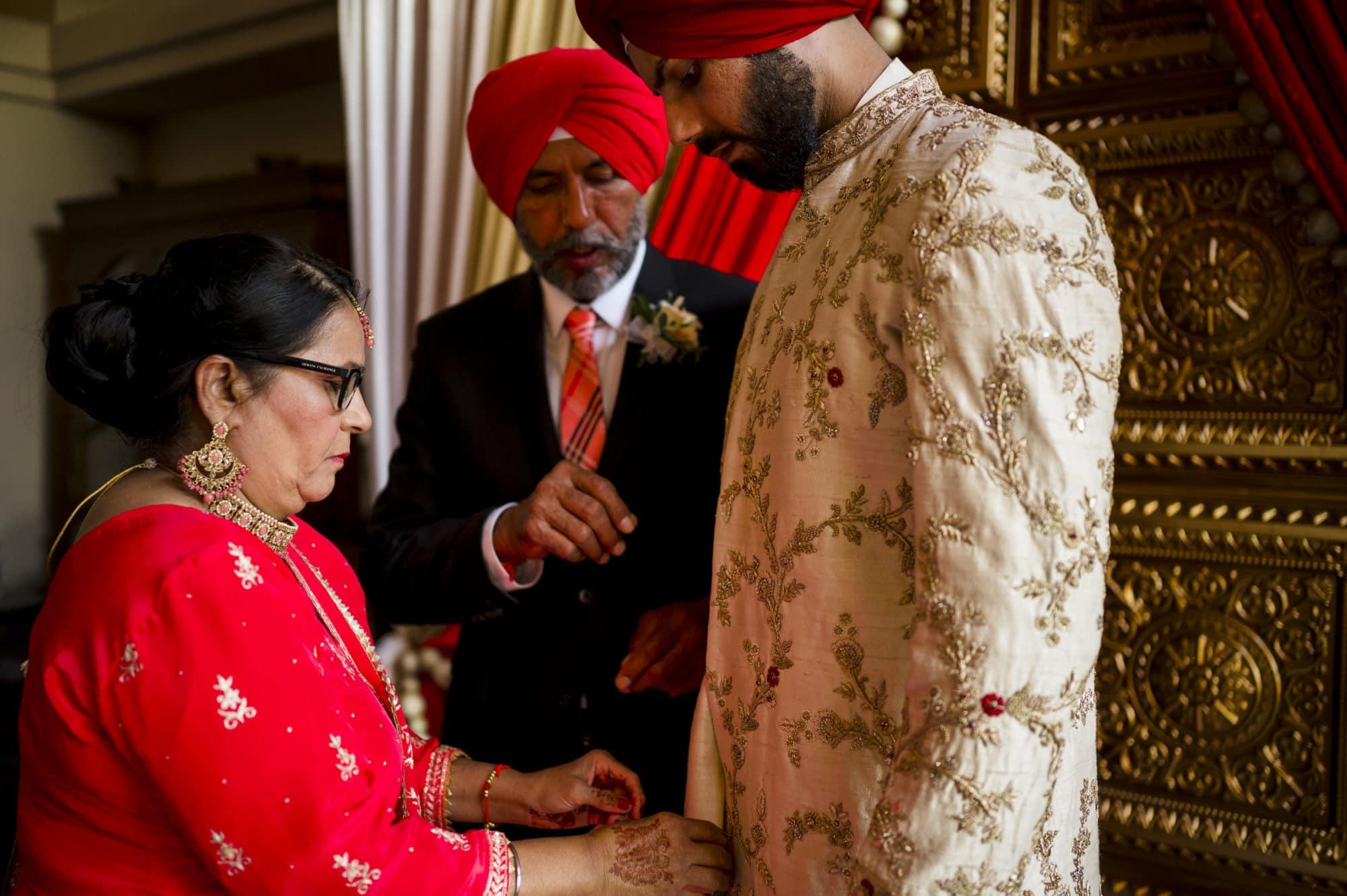 Indian Tent Wedding-17