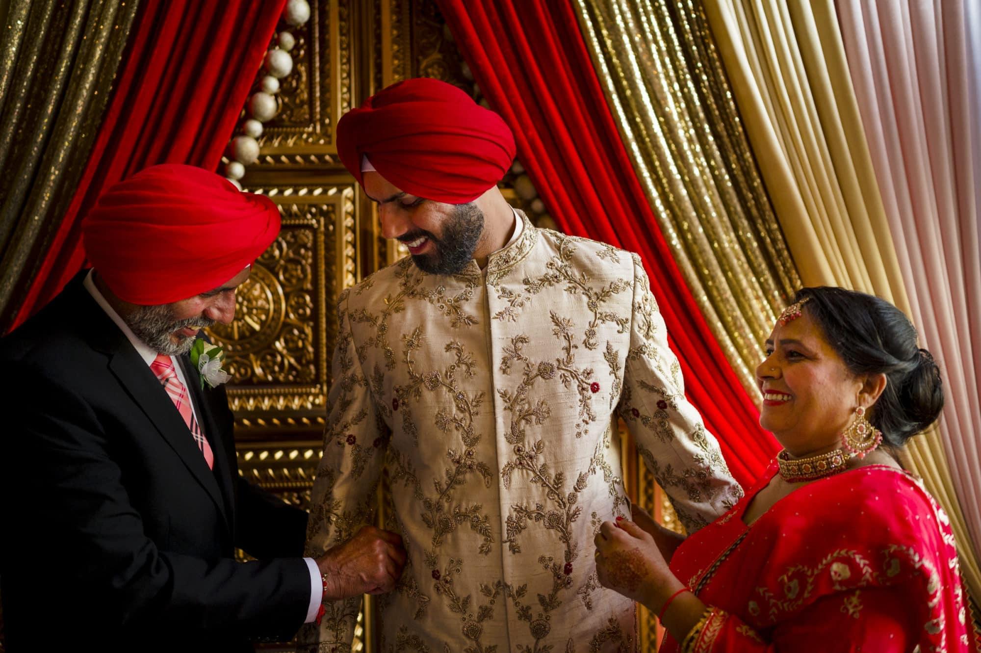Indian Tent Wedding-18