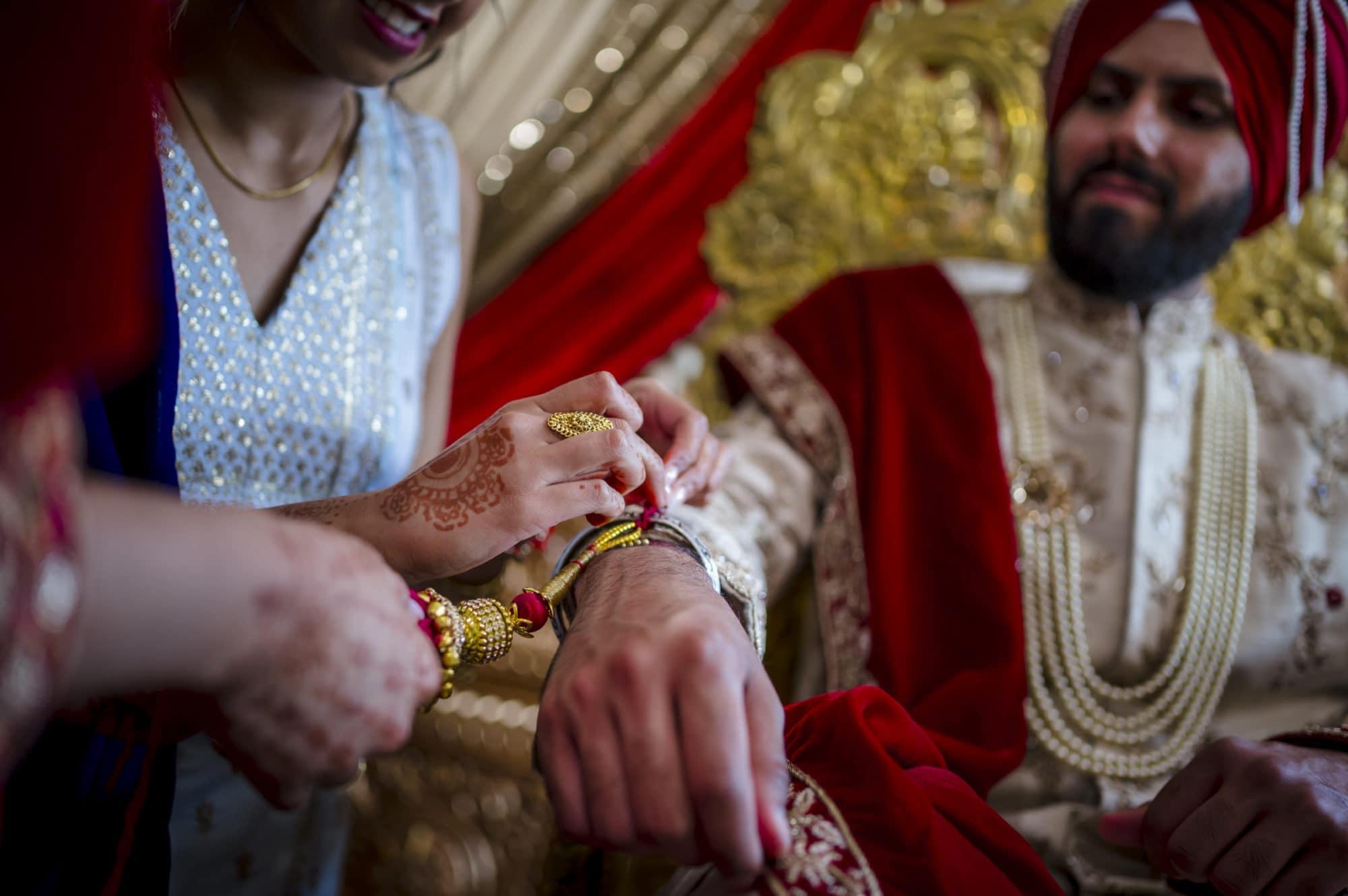 Indian Tent Wedding-27
