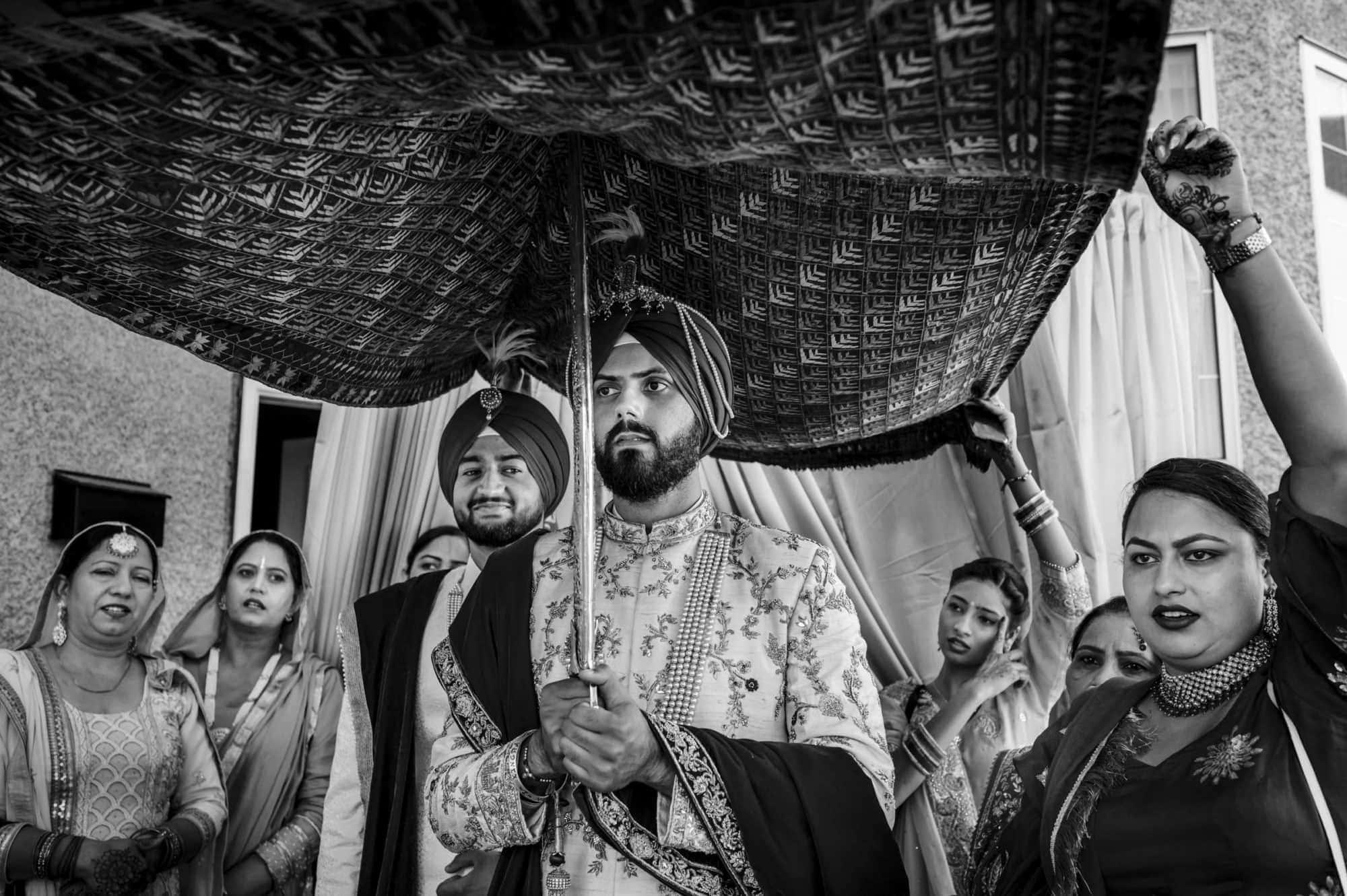 Indian Tent Wedding-28