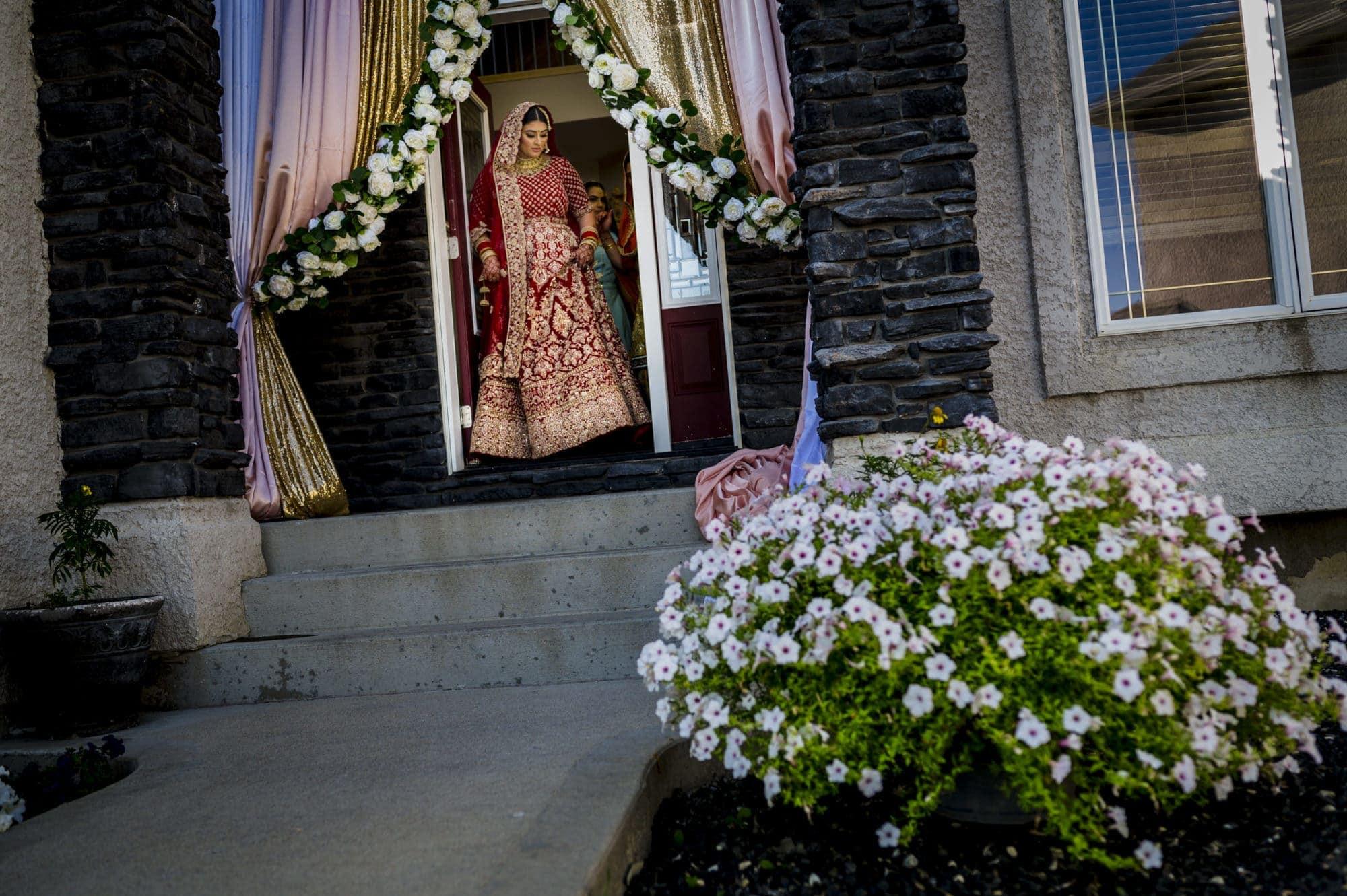 Indian Tent Wedding-34