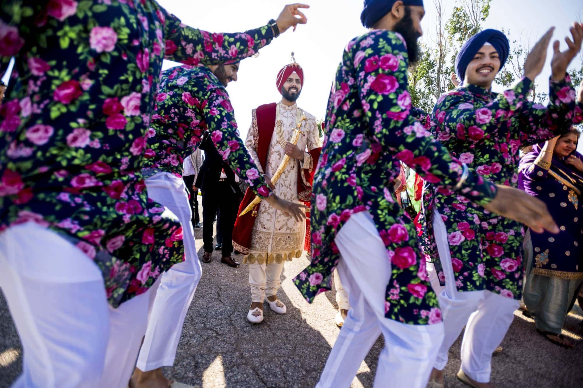 Indian Tent Wedding-37