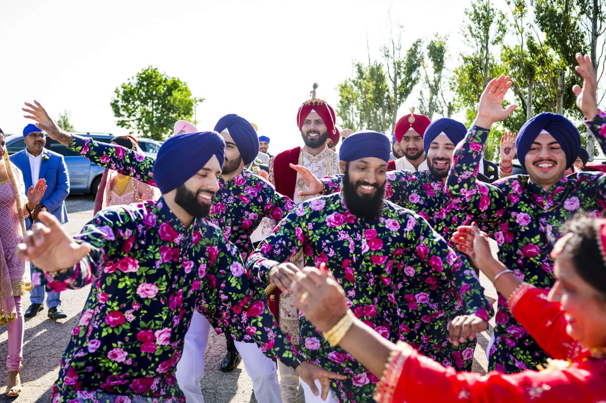 Indian Tent Wedding-38