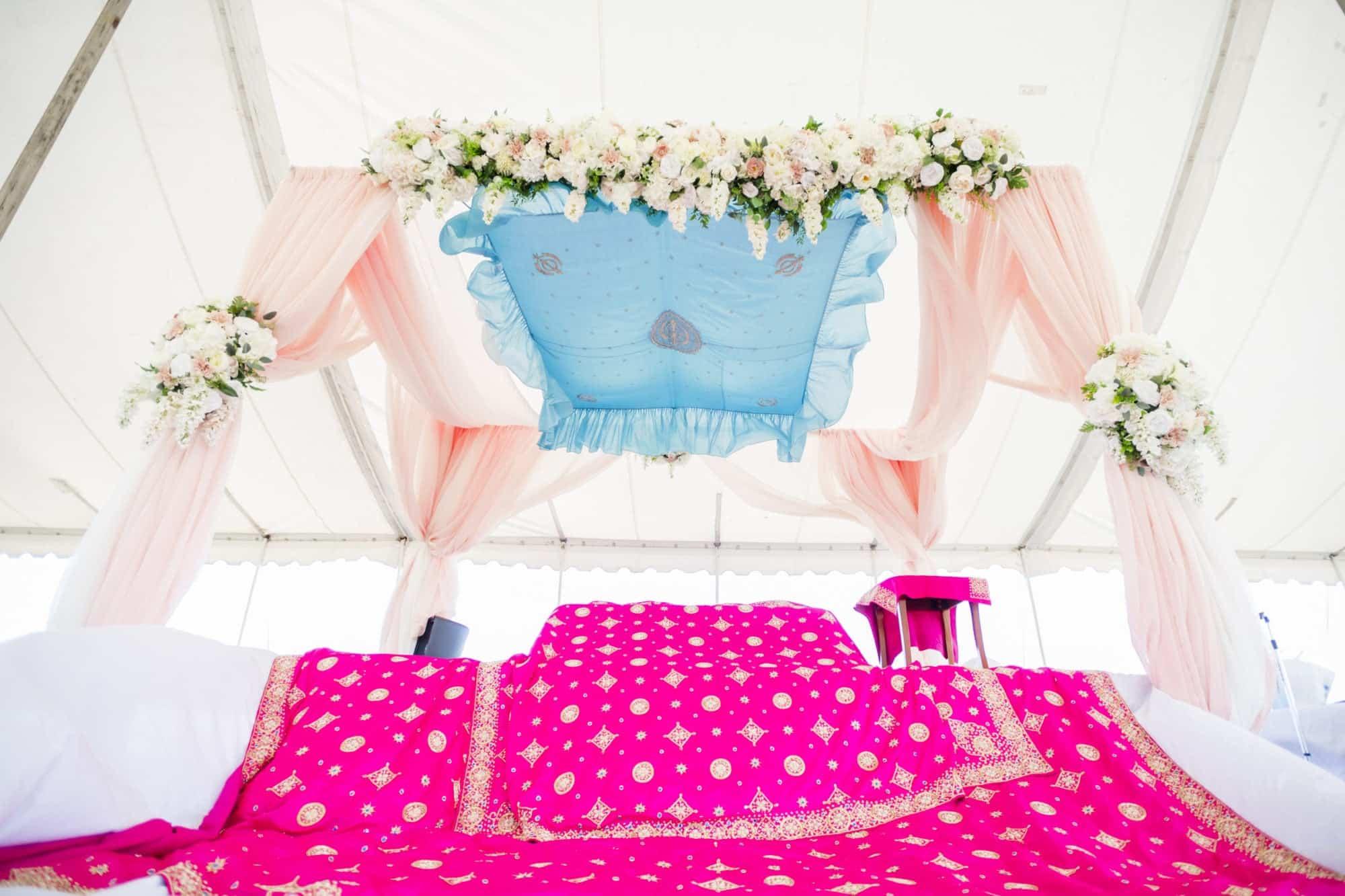 Indian Tent Wedding-46