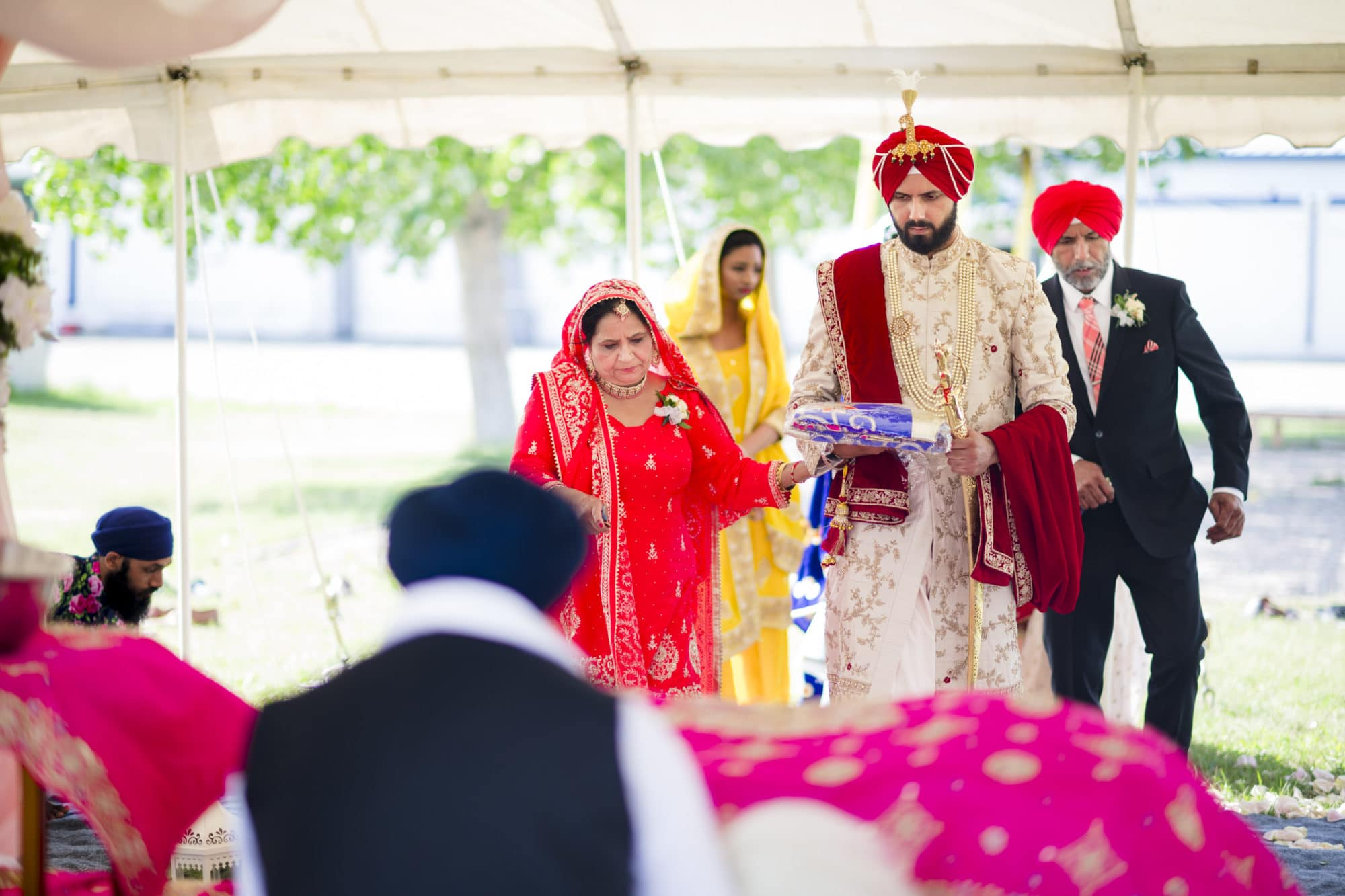 Indian Tent Wedding-49