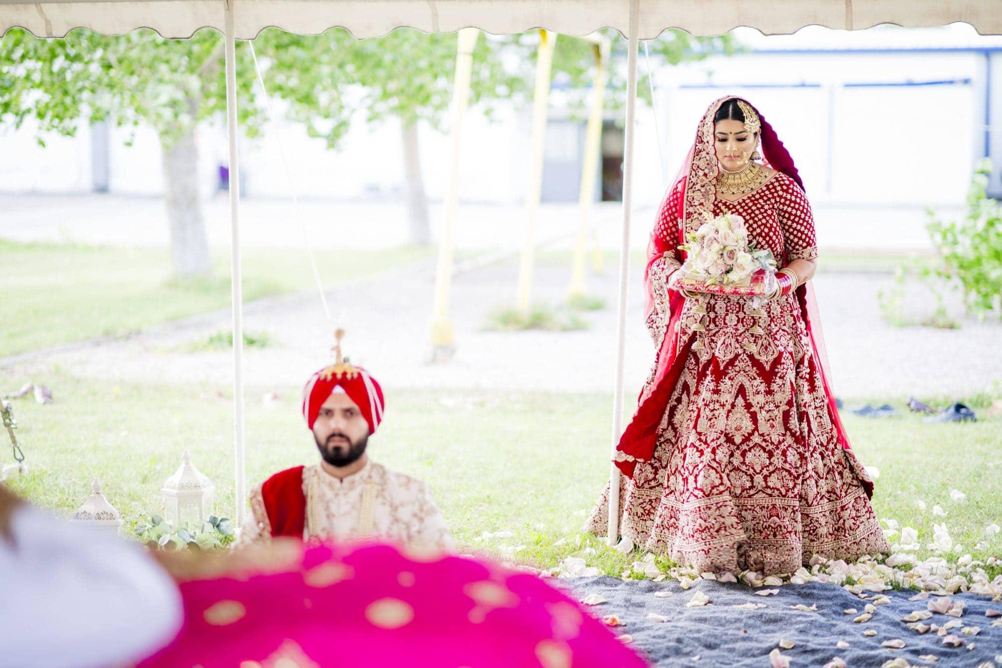 Indian Tent Wedding-50