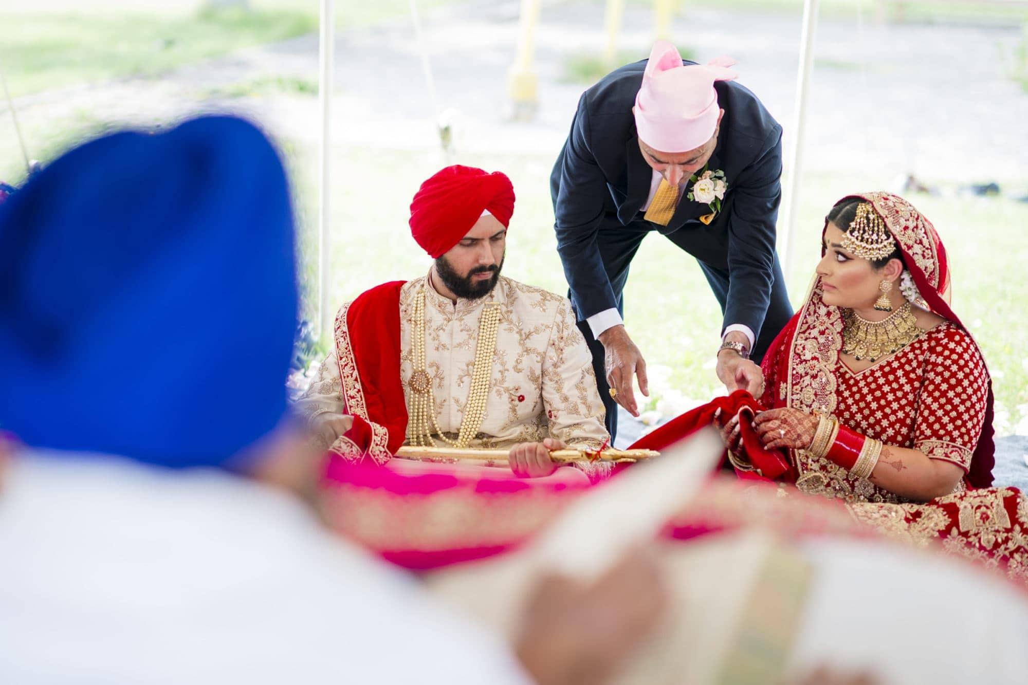 Indian Tent Wedding-54
