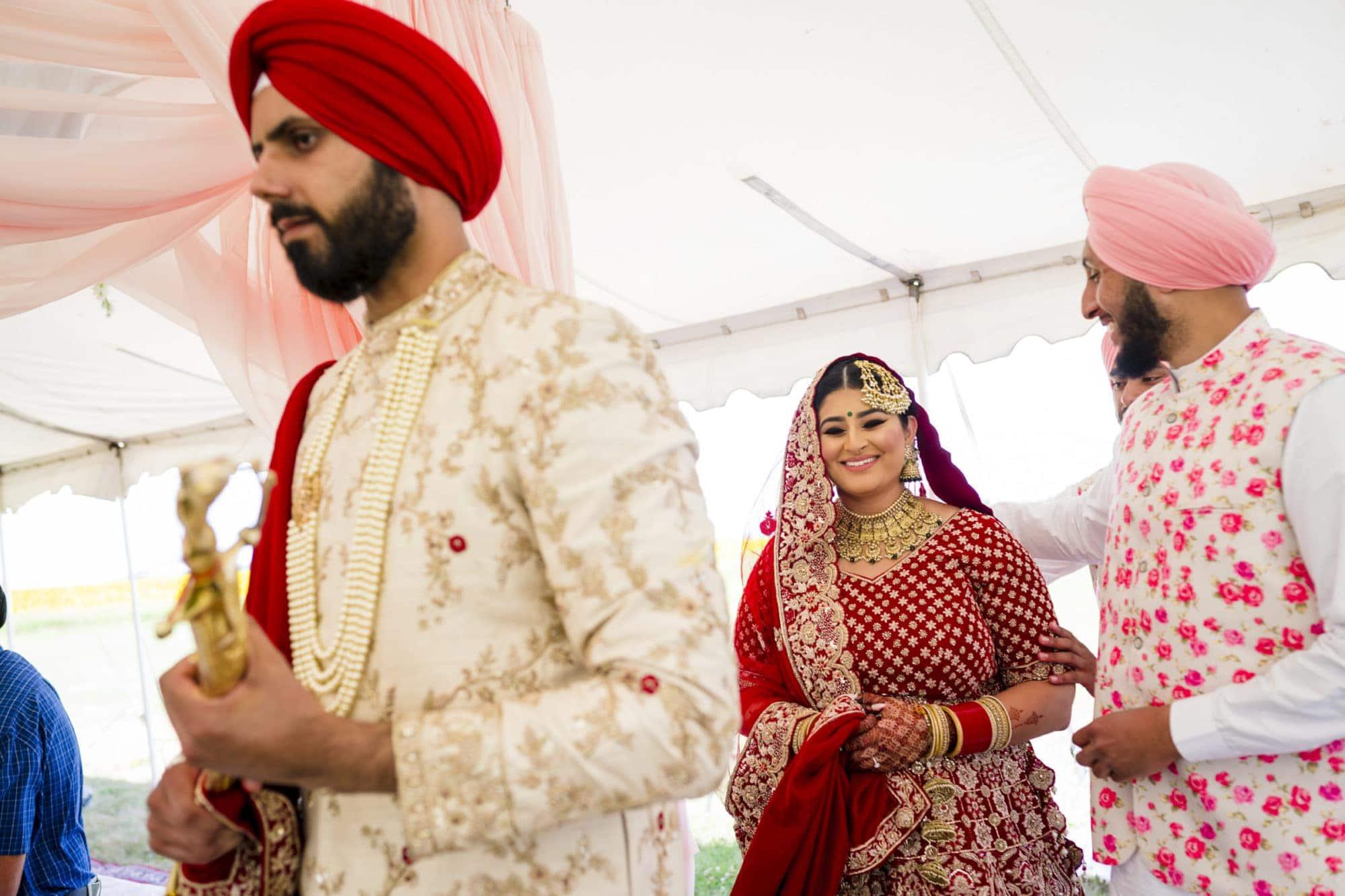 Indian Tent Wedding-59