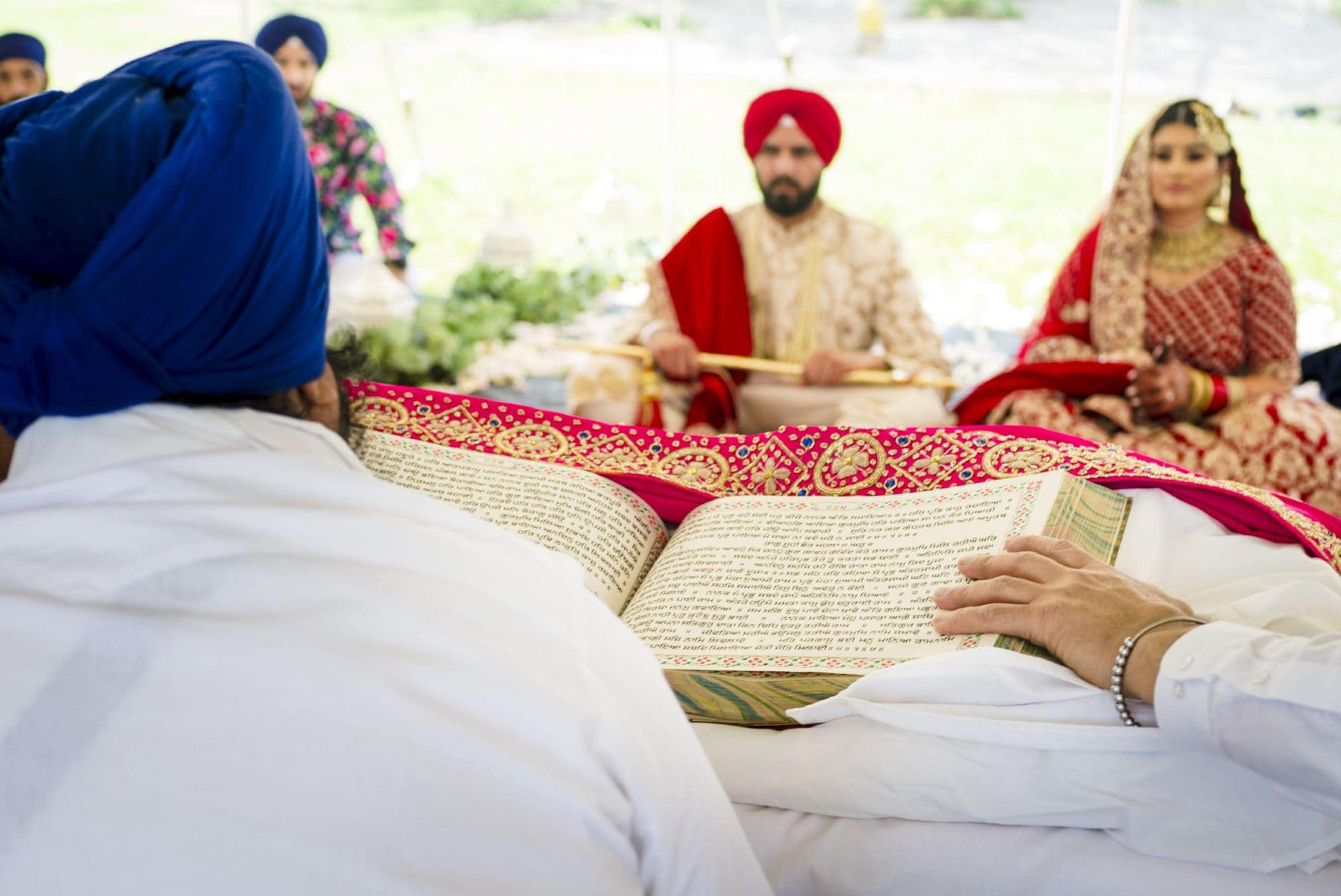 Indian Tent Wedding-61