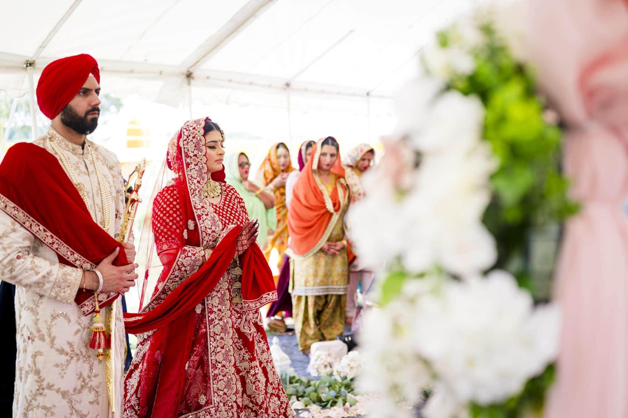 Indian Tent Wedding-66