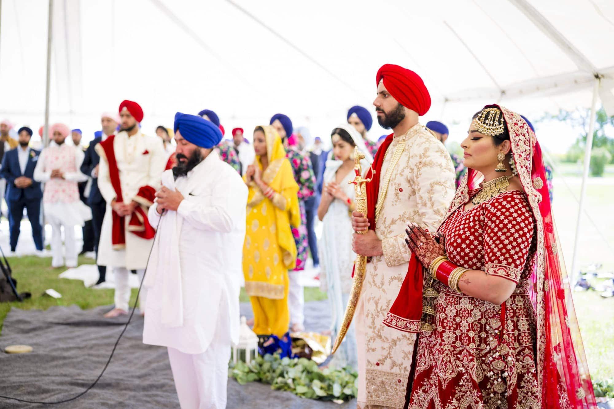 Indian Tent Wedding-67