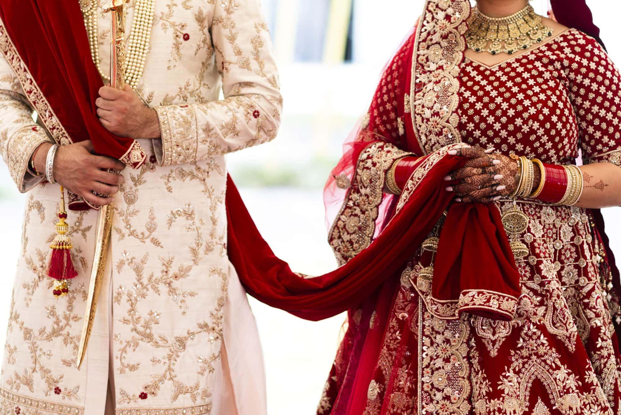 Indian Tent Wedding-69