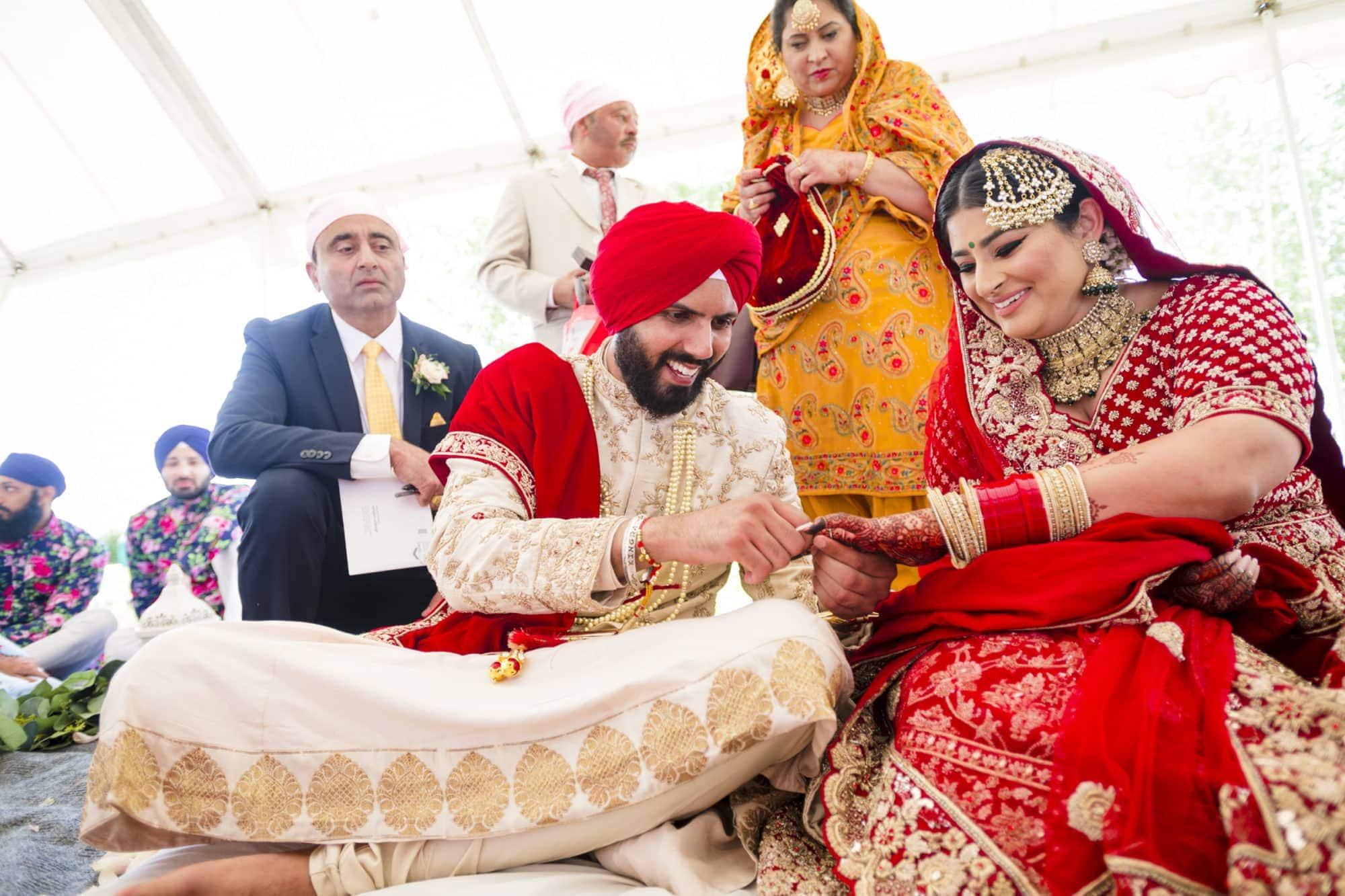 Indian Tent Wedding-72