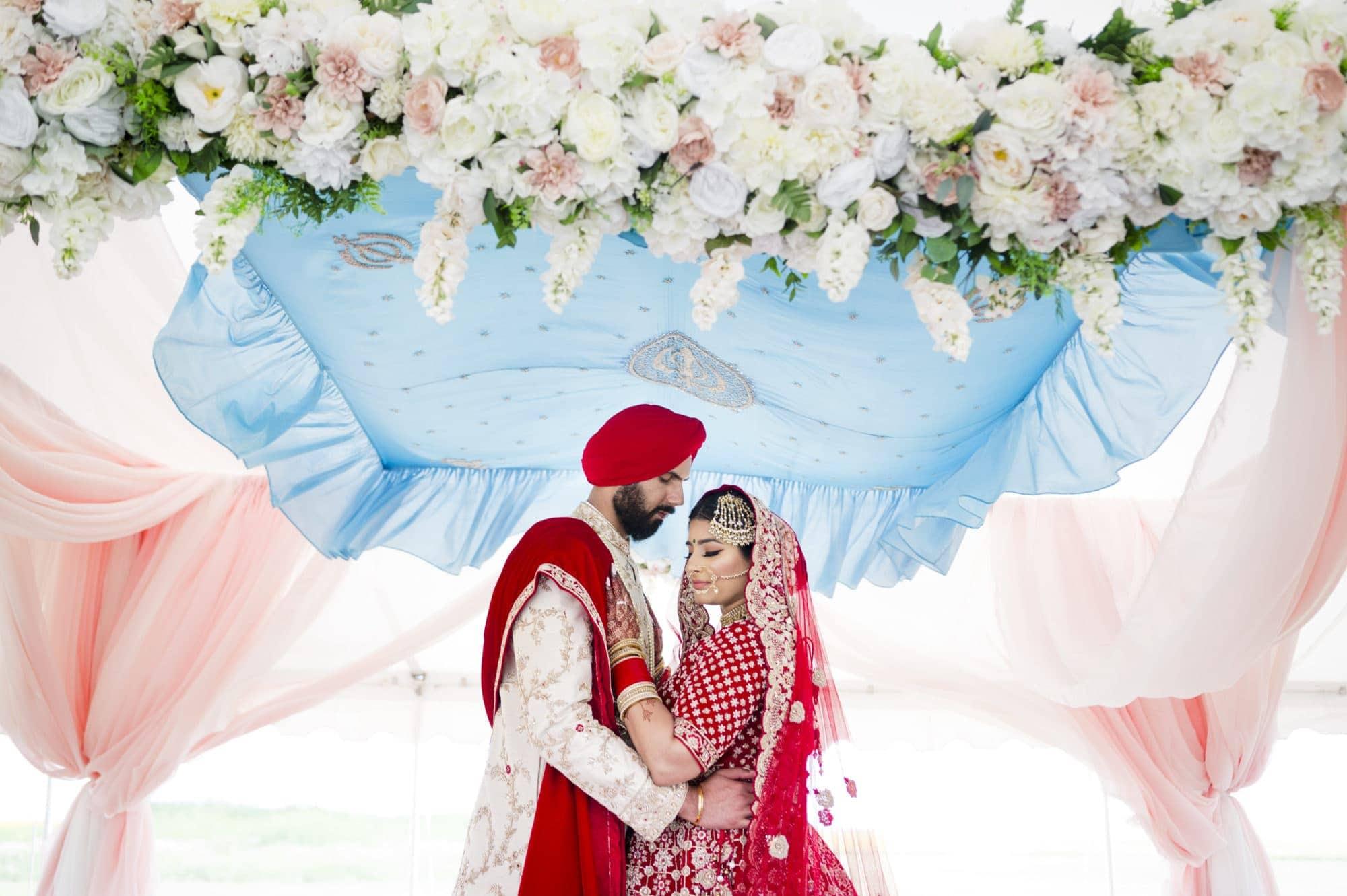 Indian Tent Wedding-74