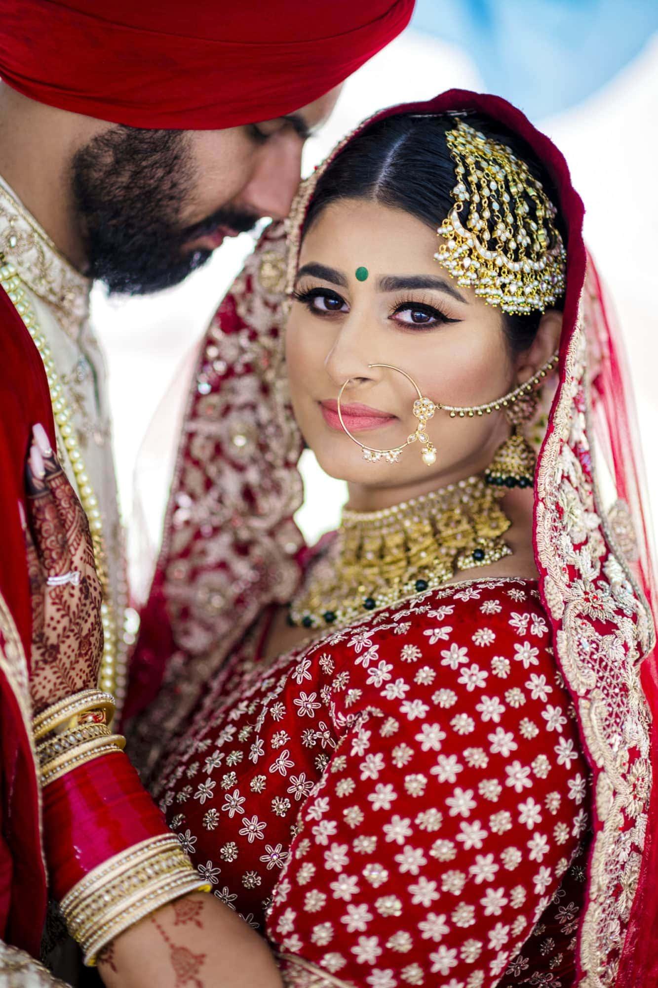 Indian Tent Wedding-75