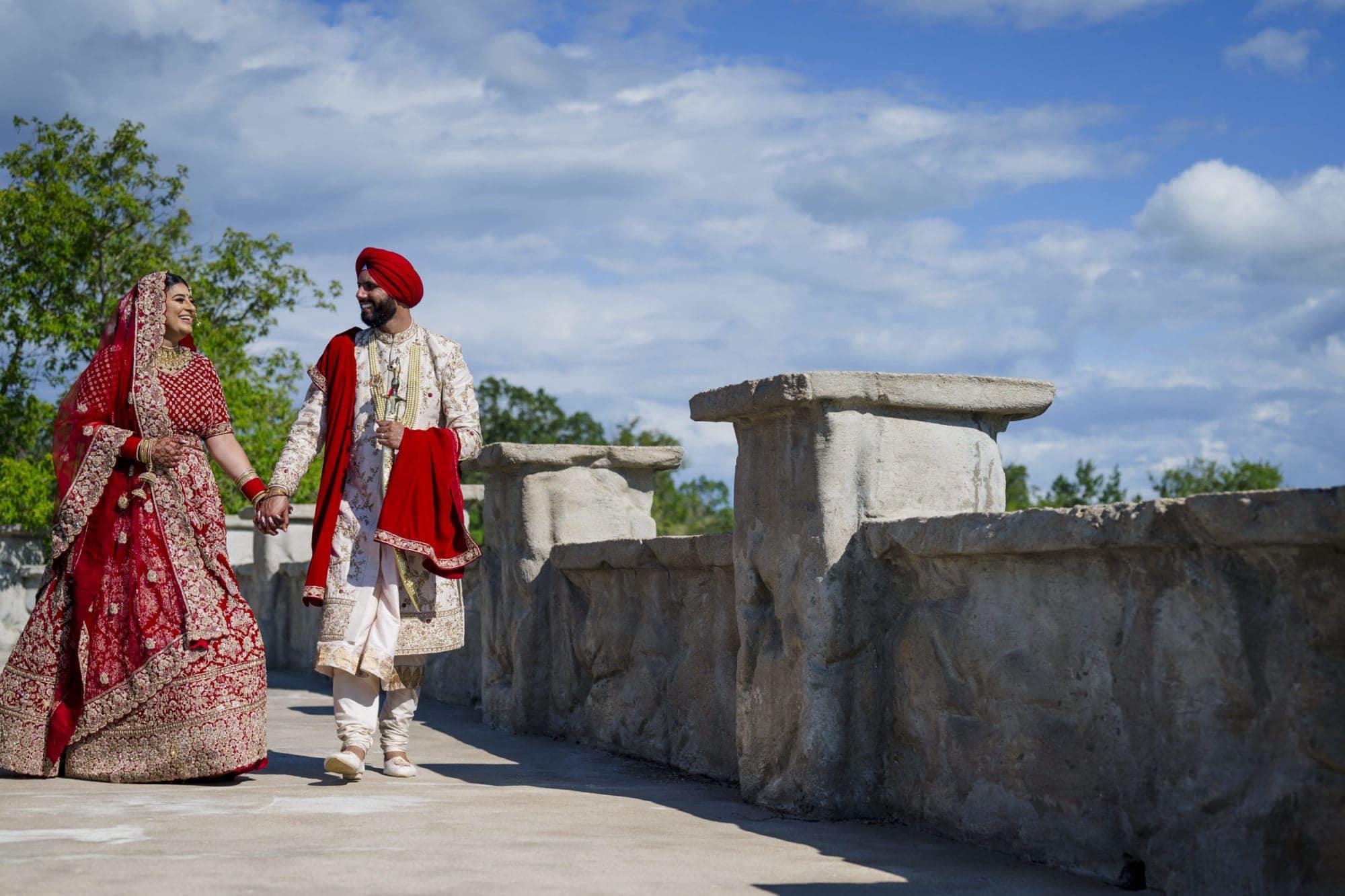 Indian Tent Wedding-95