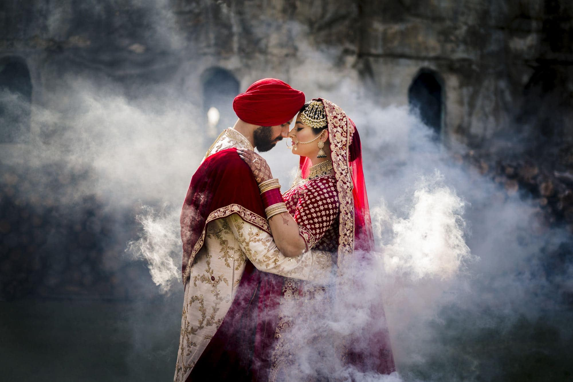 Indian Tent Wedding-99