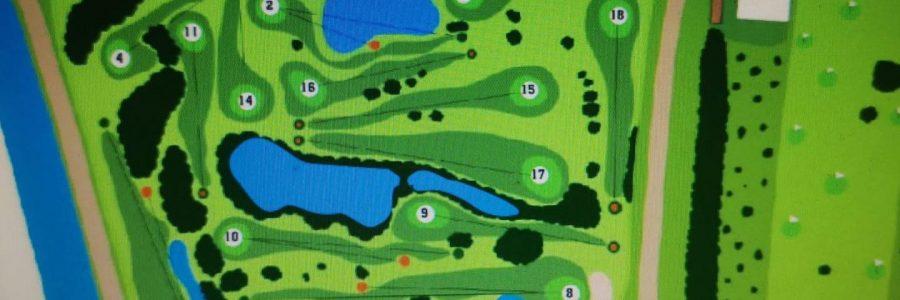 Reabren las instalaciones deportivas Tambre Golf
