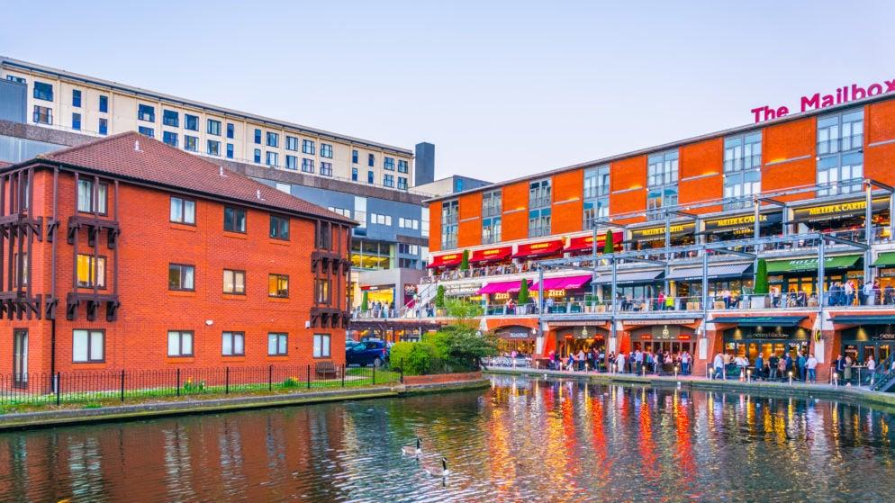 Dating in Birmingham in 2020