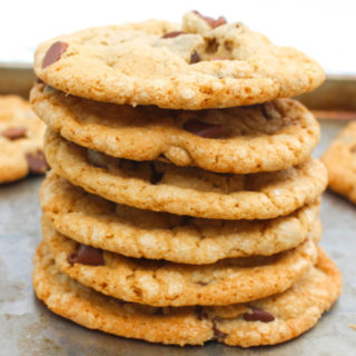 The Greatest Chocolate Chip Cookies