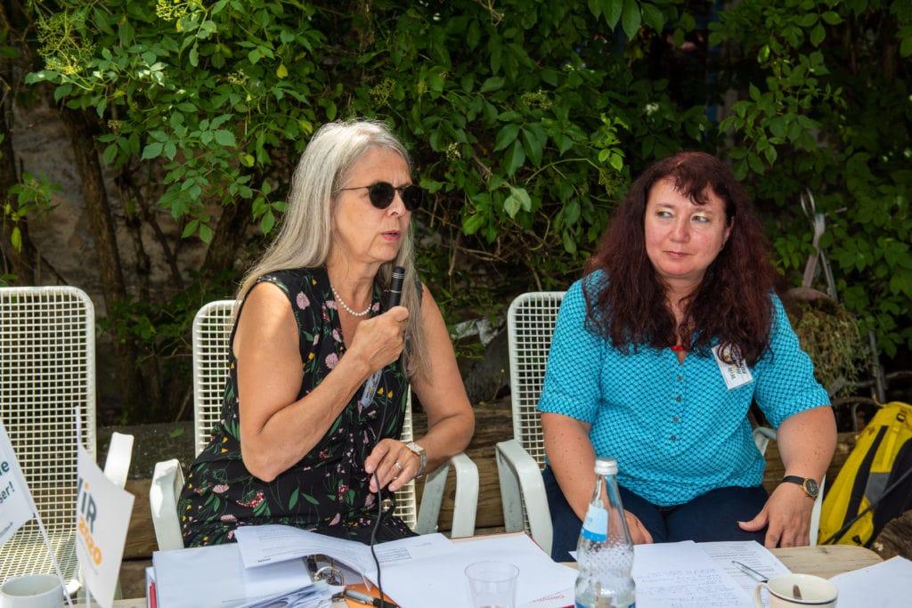 Sabine Mayer-Paris - Organisation Annette Roth-Krämer - Schriftführung