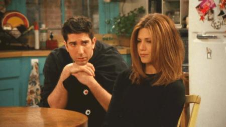 Помните этот эпизод с друзьями? 60% говорят, что Росс не изменяла Рейчел